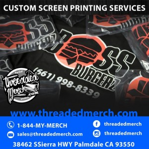 Custom Printed Company Shirts - Company Uniforms